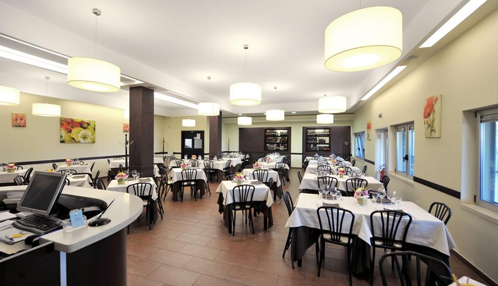ristorante sala azzurra